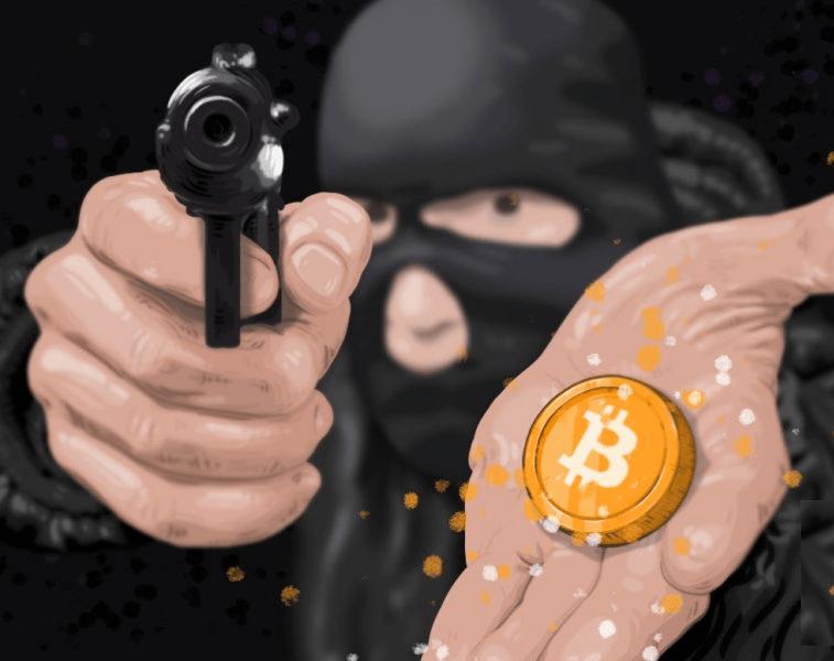 جرایم رمز ارزها