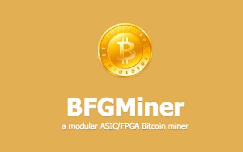 نرم افزار BFGMiner